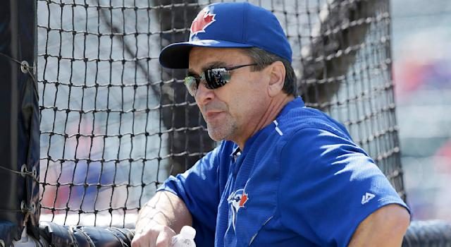 Brook Jacoby was the Blue Jays' hitting coach for four seasons. (LM Otero/AP)