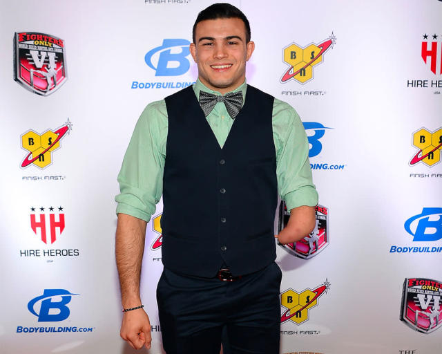 Nick Newell is getting his shot to make it to the UFC. (Photo by Ethan Miller/Getty Images)