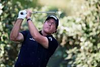 Phil Mickelson has a perfect record on the PGA Champions Tour and starts his Masters build-up this week