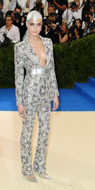 PHOTO: Cara Delevingne attends 'Rei Kawakubo/Comme des Garcons: Art Of The In-Between' Costume Institute Gala at Metropolitan Museum of Art on May 1, 2017 in New York City. (Karwai Tang/WireImage/Getty Images, FILE)