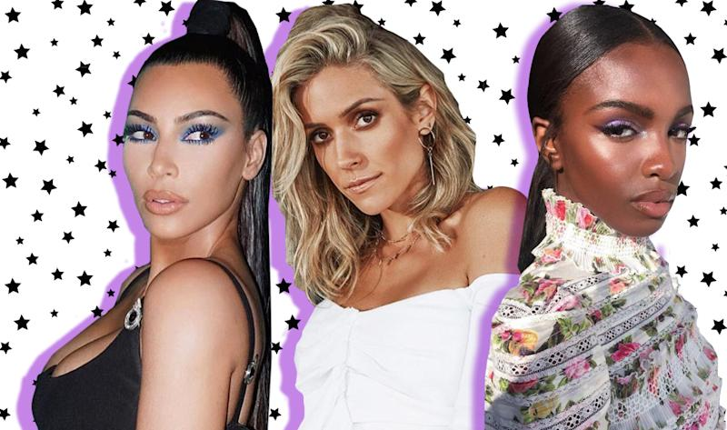 .These celebrities are rocking the best summer makeup and hair looks. (Photo: Getty Images)