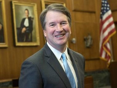 Donald Trump choice of Brett Kavanaugh for US Supreme Court justice set to spark most turbulent confirmation fight in years