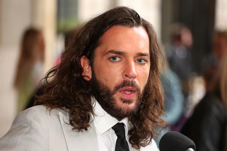 LONDON, UNITED KINGDOM - 2019/06/13: Pete Wicks attending the Butterfly Ball 2019 at Grosvenor House in London. (Photo by Brett Cove/SOPA Images/LightRocket via Getty Images)