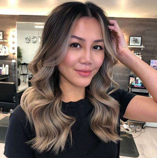 """<p>Toffee is a great shade for blondes who want to go a bit darker for the fall season. Seeing that you aren't climbing too high on the color spectrum, you'll be able to easily go back to blonde (if you want to) without causing major damage.</p><p><a href=""""https://www.instagram.com/p/B6jICD9jgBr/?utm_source=ig_embed&utm_campaign=loading"""" rel=""""nofollow noopener"""" target=""""_blank"""" data-ylk=""""slk:See the original post on Instagram"""" class=""""link rapid-noclick-resp"""">See the original post on Instagram</a></p>"""