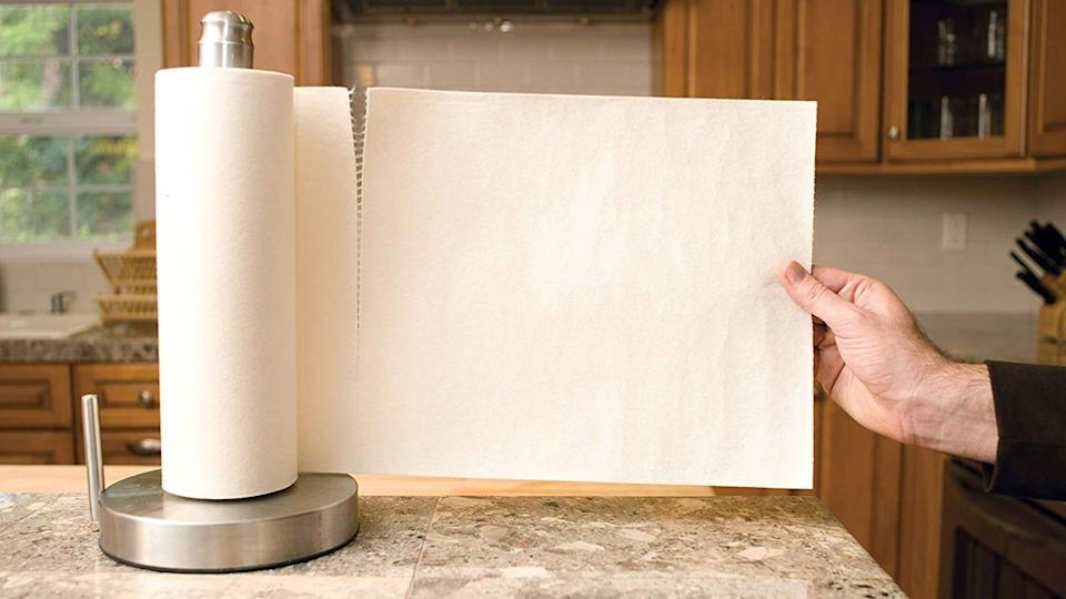 Best weird but practical gifts: Bambooee Paper Towel Replacement