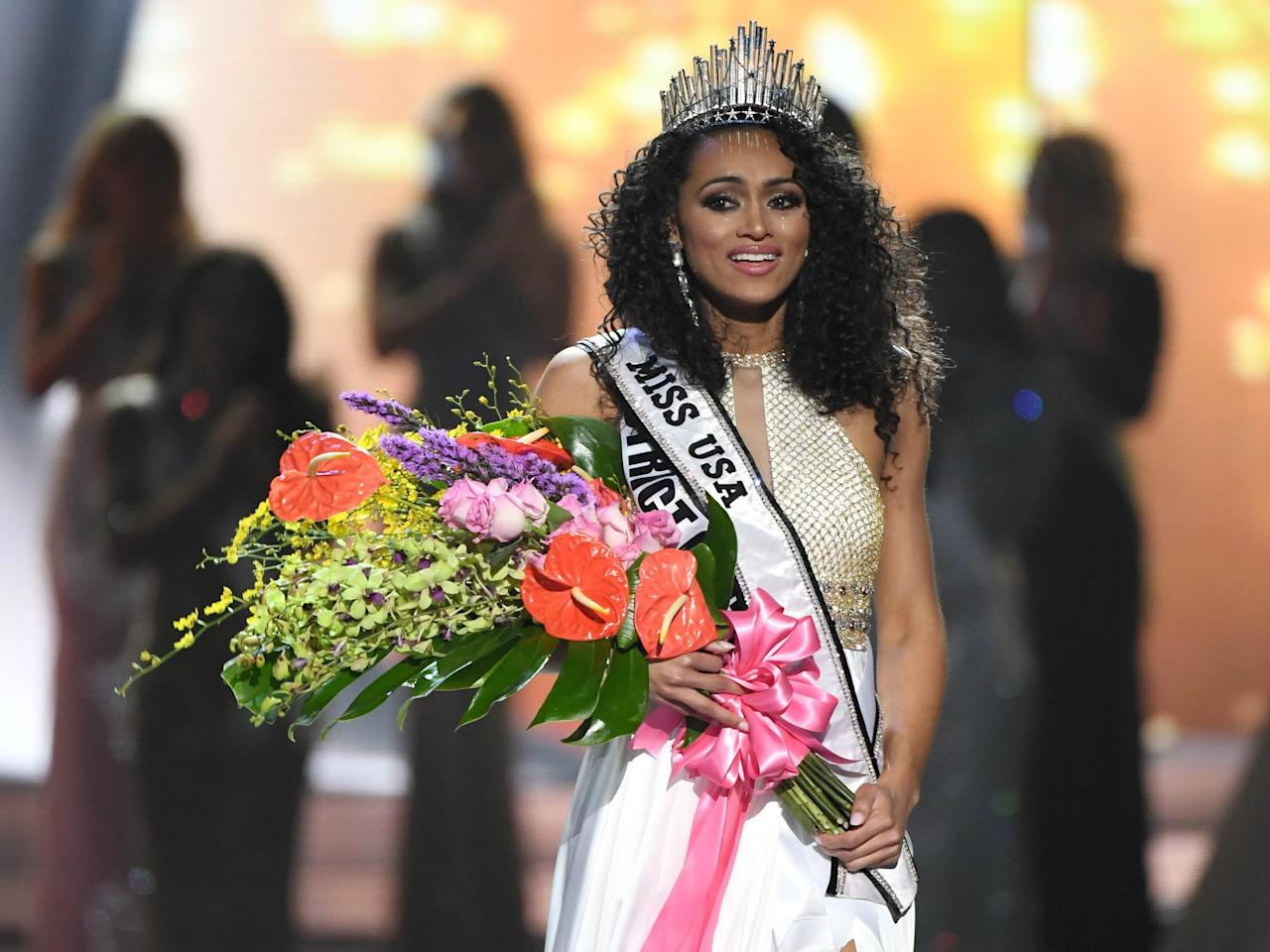 Miss USA stirs controversy saying healthcare 'is a privilege' and not a right