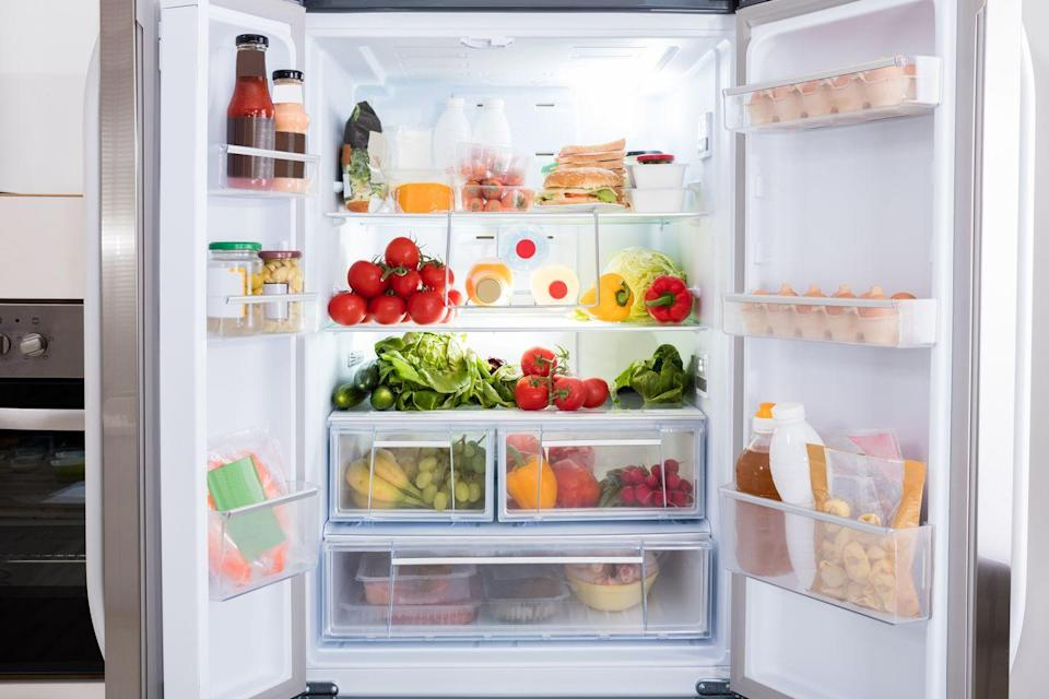 <p>How many times have you wasted food because you simply forgot it was even in your fridge? A clean and organized fridge is one way to always keep your eyes on the food you have (and it will give you peace of mind as well). Invest in some fridge organizers to keep everything neat and tidy, and come up with an organizational system that works for you and your family.</p>