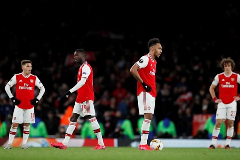 UEFA Europa League: Arsenal Knocked Out by Olympiakos, Manchester United Cruise Through