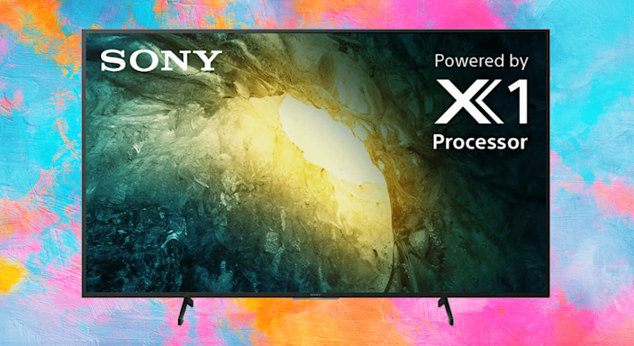 Get $200 off this Sony 65-inch 4K Ultra HD Smart LED TV. (Photo: Amazon)