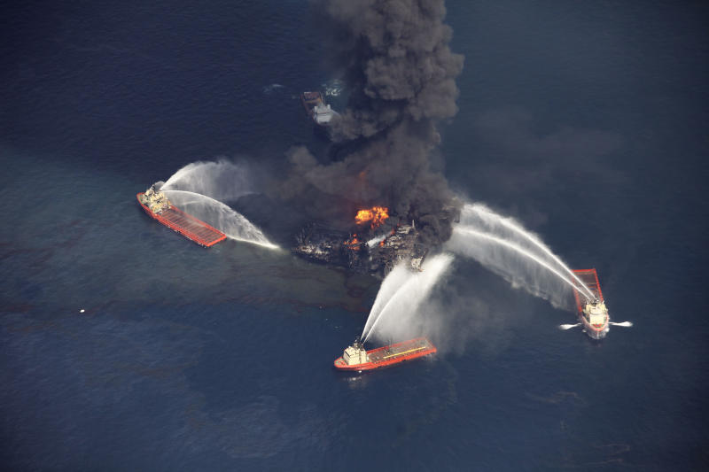 High-stakes trial begins for 2010 Gulf oil spill