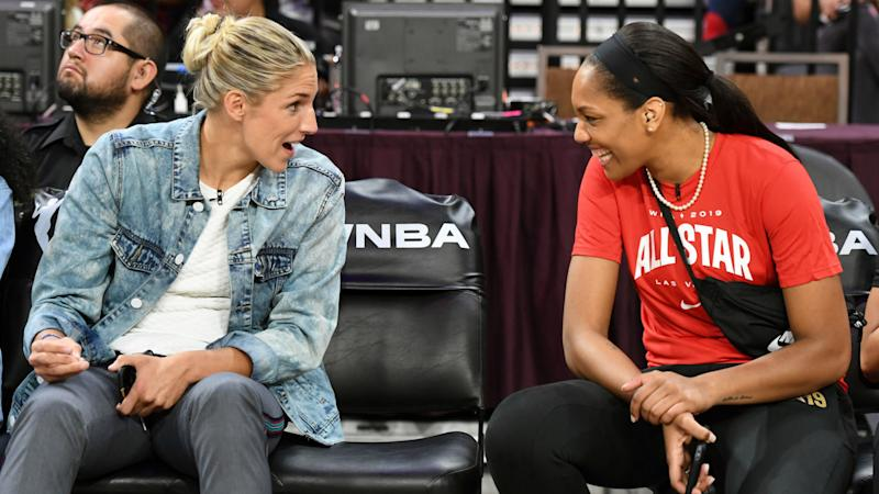WNBA players react to groundbreaking new CBA: 'A historic day'