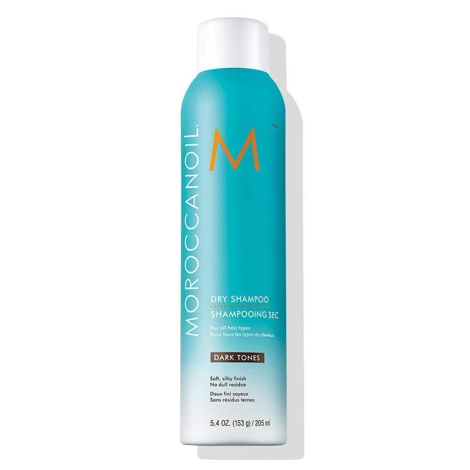 The tinted rice starch at the base of Moroccanoil's Dry Shampoo for Dark Tones draws out any excess grease while argan oil moisturizes. Your hair will look like you just washed it — without stepping into the shower.