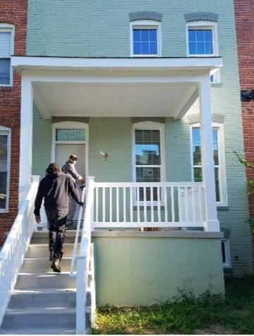 First-time homebuyers in Baltimore