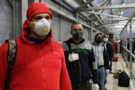 Some West Bank Palestinian labourers have resumed crossing into Israel for work as coronavirus restrictions have eased