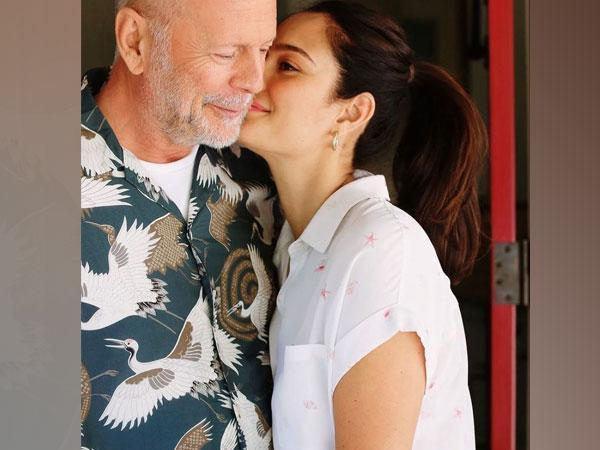 Bruce Willis with wife Emma Heming (Image Source: Instagram)