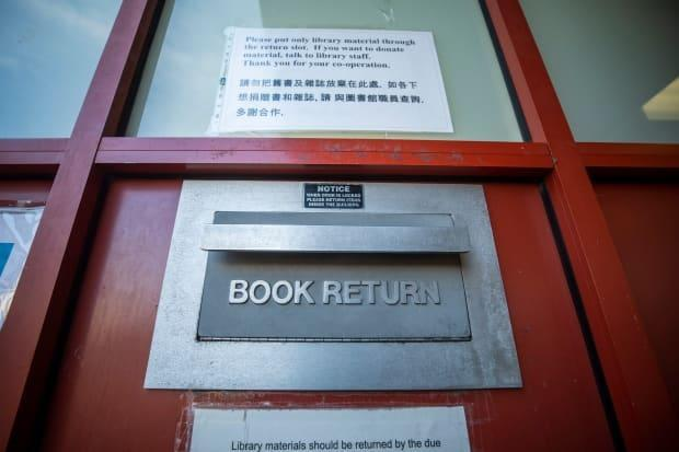 Many libraries across Canada suspended late fees during the pandemic because their services were limited or some people could no longer access them.