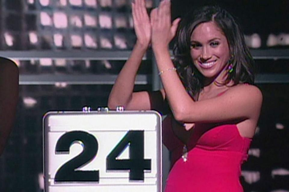 meghan markle appears on deal or no deal