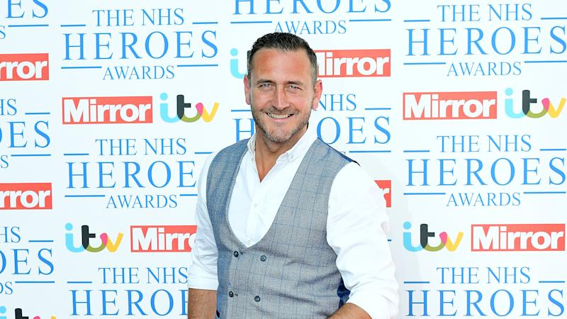 Will Mellor says it's been 'the worst week of my life' after death of father