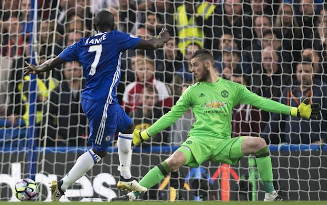 <span>Chelsea beat United 4-0 in the reverse fixture in October</span>