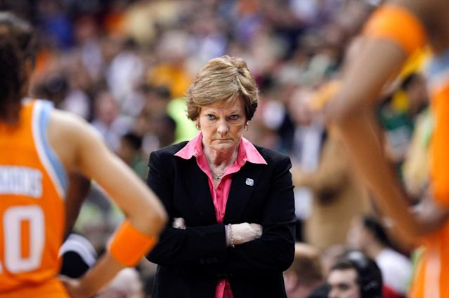 The Tennessee Volunteers' women's basketball program has been in steady decline since legendary coach Pat Summitt stepped down in 2012. (AP)