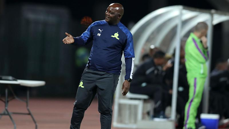 Mamelodi Sundowns can finally focus on catching Kaizer Chiefs – Mosimane