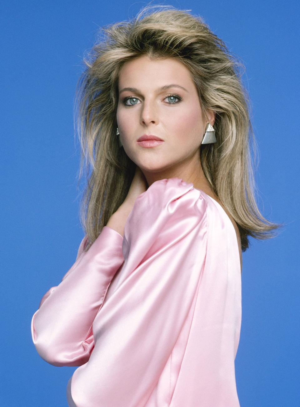 Oxenberg (in 1984) starred in the ABC hit prime-time soap opera Dynasty for two seasons.