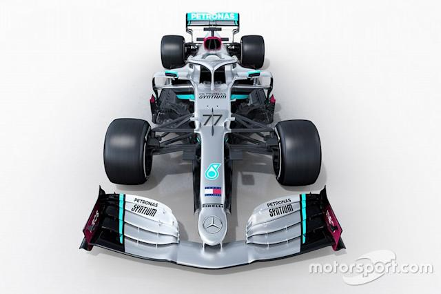 "Mercedes AMG F1 <span class=""copyright"">Mercedes AMG</span>"