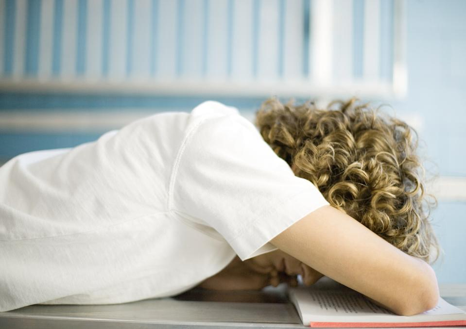 A new report has revealed youngsters aren't getting enough sleep [Photo: Getty]
