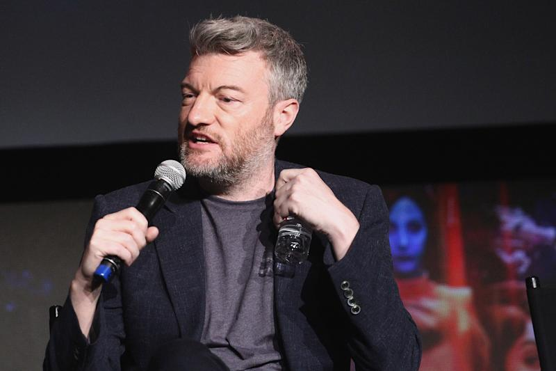 "LOS ANGELES, CA - JUNE 06: Charlie Brooker attends the FYSEE Event for Netflix's ""Black Mirror"" at Netflix FYSEE At Raleigh Studios on June 6, 2018 in Los Angeles, California. (Photo by Tommaso Boddi/Getty Images)"