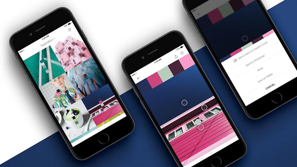 Pokémon who? Pantone just released a new app for the color-obsessed and it's everything