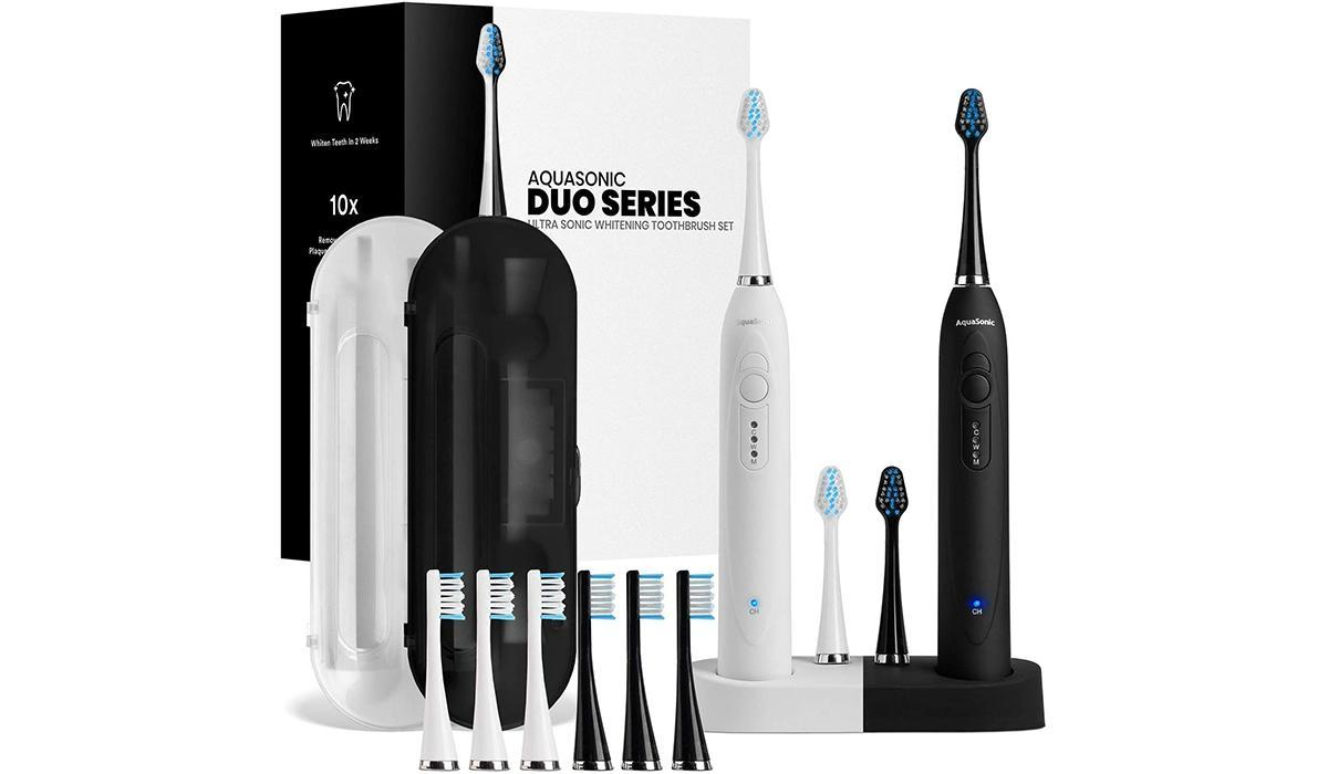 When it comes to good dental care, the difference really is black and white (Photo: Amazon)