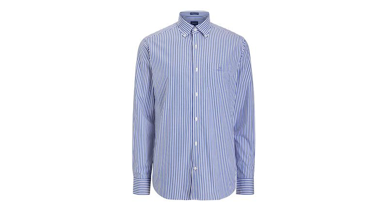 Gant Broadcloth Stripe Regular Fit Shirt