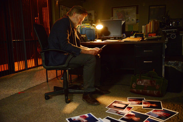 """THE SINNER -- """"Pilot"""" Episode 101 -- Pictured: Bill Pullman as Detective Harry Ambrose -- (Photo by: Brownie Harris/USA Network)"""