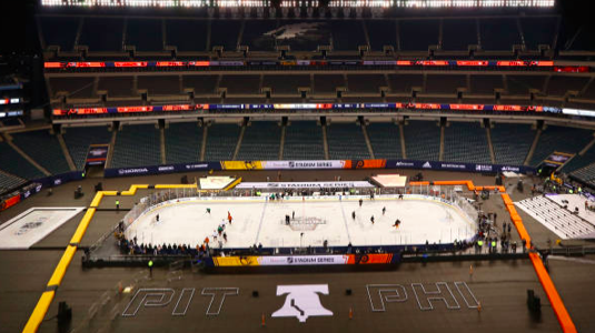 e09fdd1a607 NBC's coverage of the 2018-19 NHL season continues with Saturday's Stadium  Series matchup between the Pittsburgh Penguins and Philadelphia Flyers from  ...