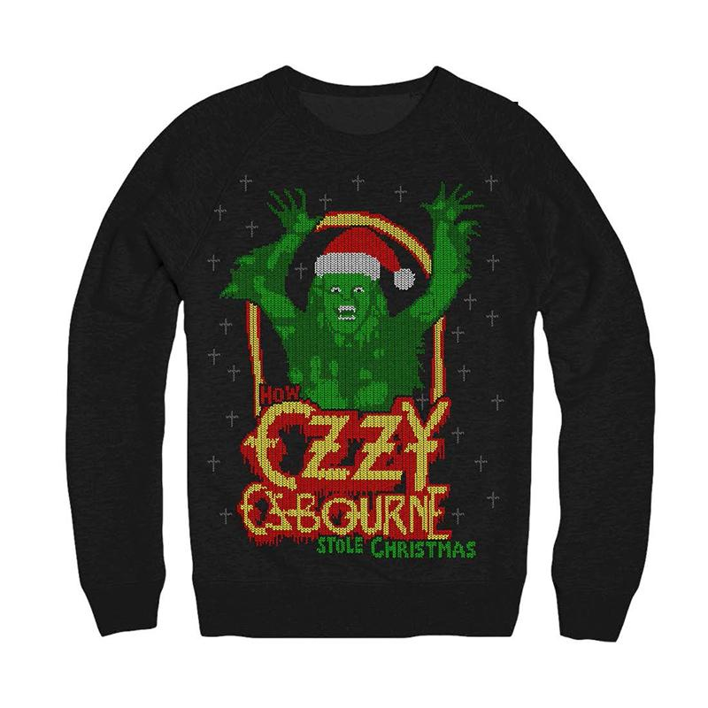 So Ugly, They\'re Awesome: 10 Celebrity-Themed Holiday Sweaters That ...