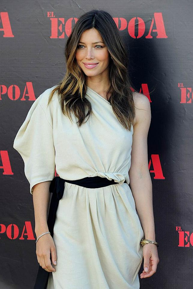 """March 3: Jessica Biel turns 29 Carlos Alvarez/<a href=""""http://www.gettyimages.com/"""" target=""""new"""">GettyImages.com</a> - July 26, 2010"""