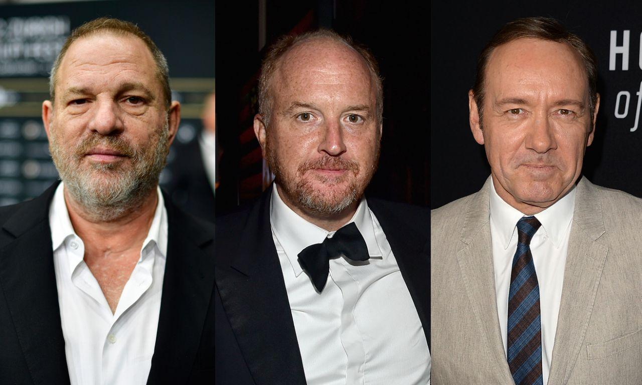 <p>When the New York Times first published its bombshell report in early October alleging that Harvey Weinstein had committed sexual assault and misconduct, Hollywood wasn't ready for the avalanche it created in its wake. Nearly 90 women — including Angelina Jolie and Gwyneth Paltrow — have accused the disgraced producer of harassment, misconduct, and/or assault. (Weinstein has denied any allegations of nonconsensual sex.) What followed was a string of accusations against many powerful men in Hollywood, among them Matt Lauer, Kevin Spacey, Louis C.K., Brett Ratner, Russell Simmons, and Jeffrey Tambor, as well as people sharing their stories in the #MeToo movement.</p>