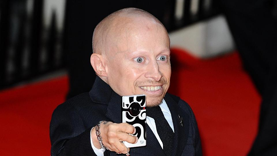 Austin Powers star Verne Troyer (Credit: PA)