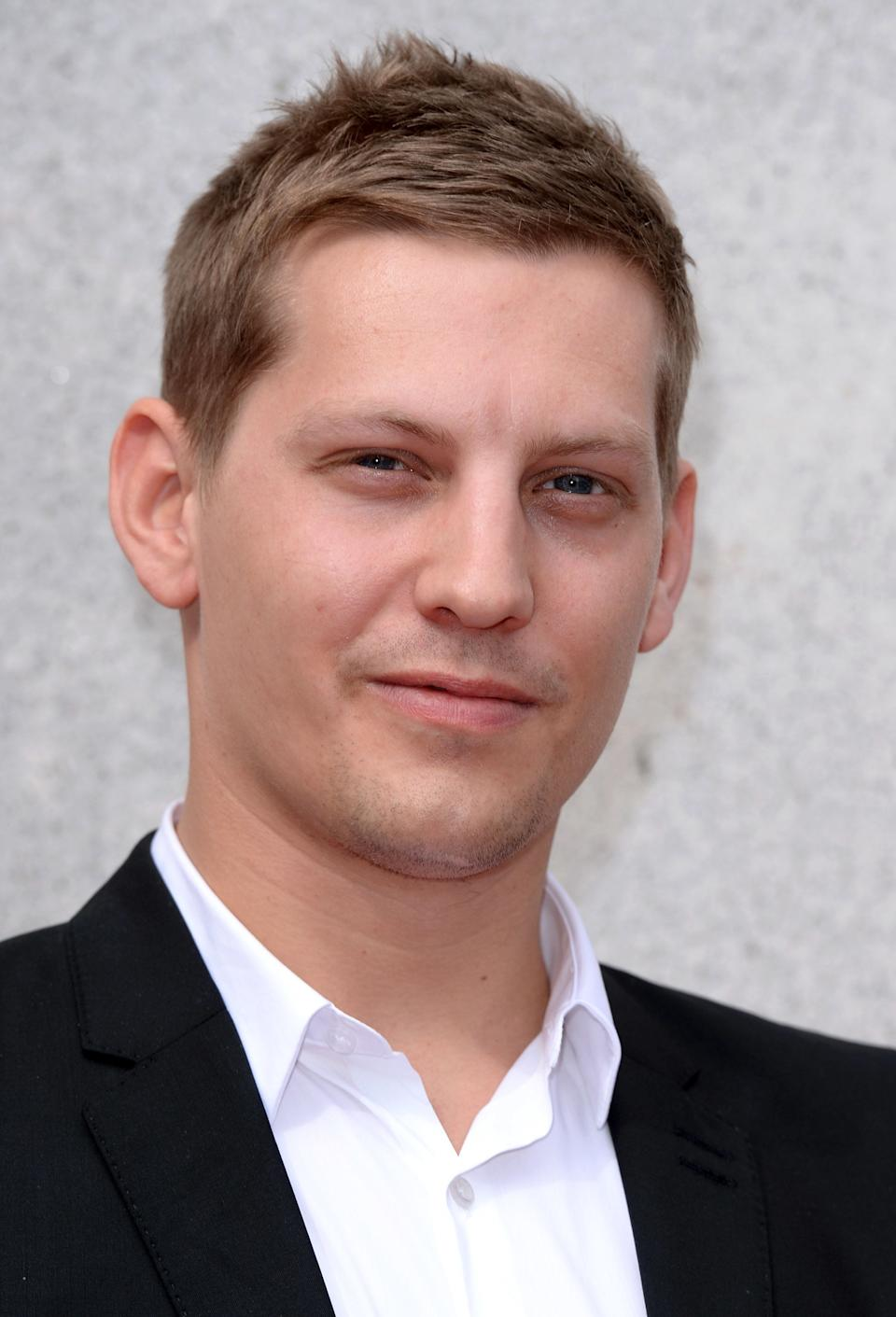James Sutton recently returned as the only McQueen brother on 'Hollyoaks', but during his time away from the Channel 4 soap he spent two years in 'Emmerdale'.