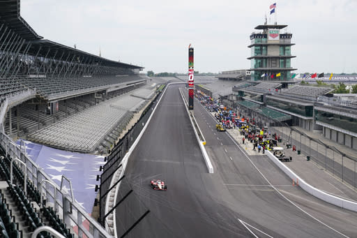 As Indianapolis 500 nears, sound of silence is deafening
