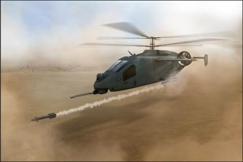 AVX Aircraft and L3 Technologies Unveil Leap-Ahead Design for U.S. Army's Future Attack Reconnaissance Aircraft-Competitive Prototype