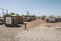 Mai Anai has become home to hundreds of Eritreans who fled Hitsats refugee camp -- one of two camps in Tigray that became caught up in hostilities after the Ethiopian government launched an offensive against the region's ruling party