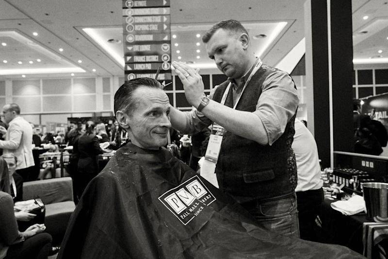 Pall Mall Barbers has been in business for more than 120 years: Dan Davies