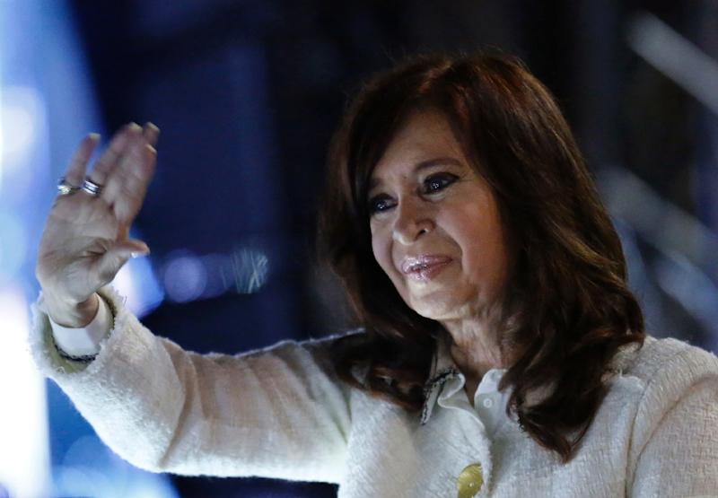 Former Argentine president Cristina Kirchner has announced plans to seek the vice presidency in October 2019 elections