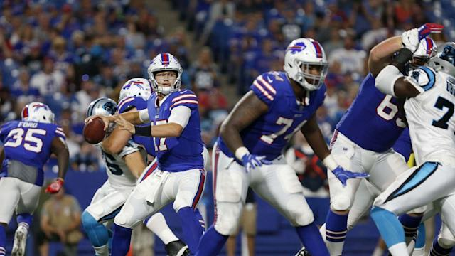 Buffalo Bills announce dates for joint practices with Carolina Panthers