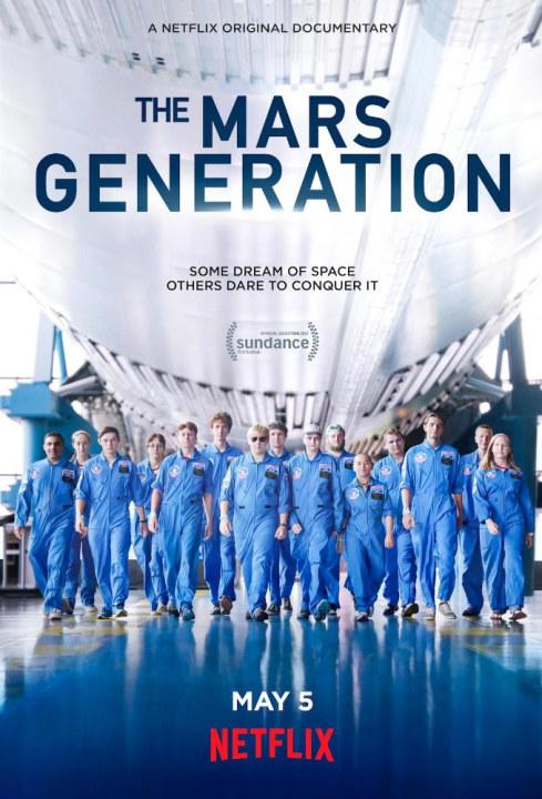 Aspiring teen astronauts set their sights on the red planet in this startling documentary.