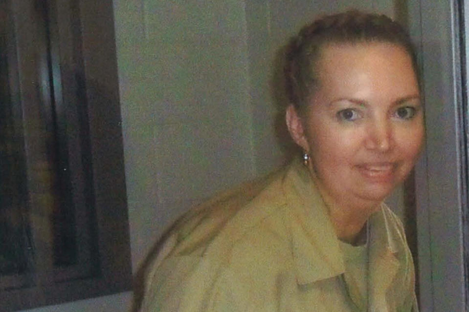 Lisa Montgomery is pictured.