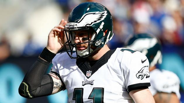 Eagles' Carson Wentz struggled with 'tough' Jordan Matthews trade