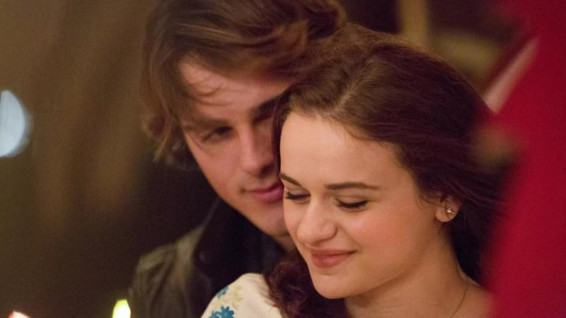 Joey King Admits Working With Ex Jacob Elordi On 'Kissing Booth 2' Was A 'Wild' Experience