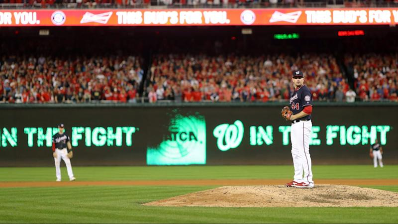 Stephen Strasburg goes from shutdown to World Series MVP